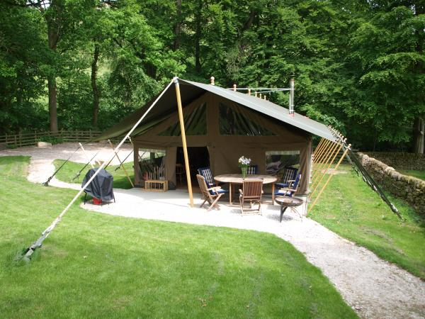 Glamping Holiday Accommodation Pennines