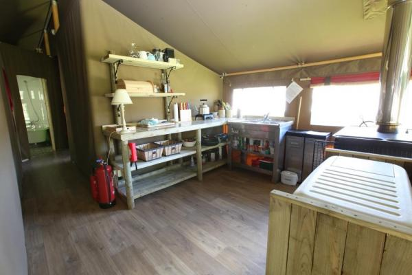 Glamping Holidays in the Pennines