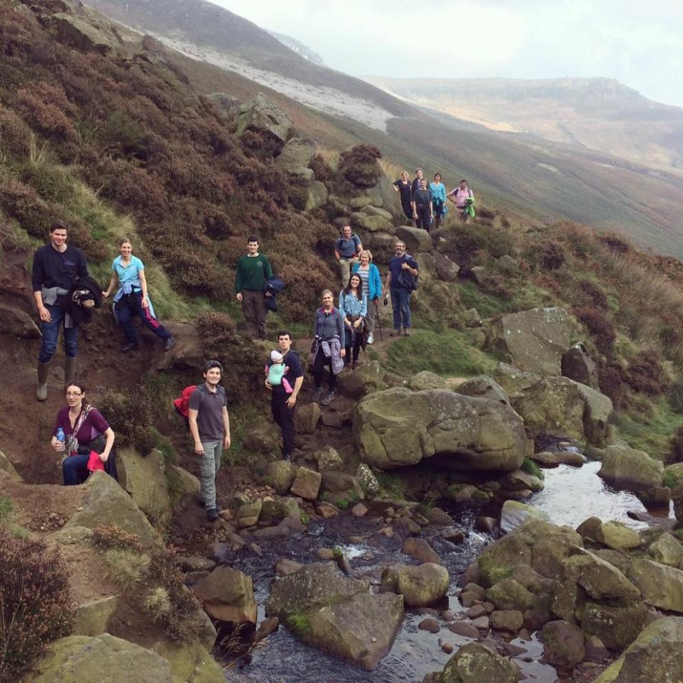 Group Holidays in the Pennines