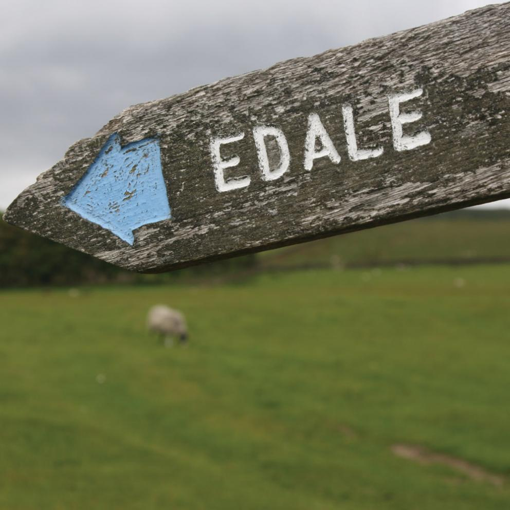 Edale Gathering Location