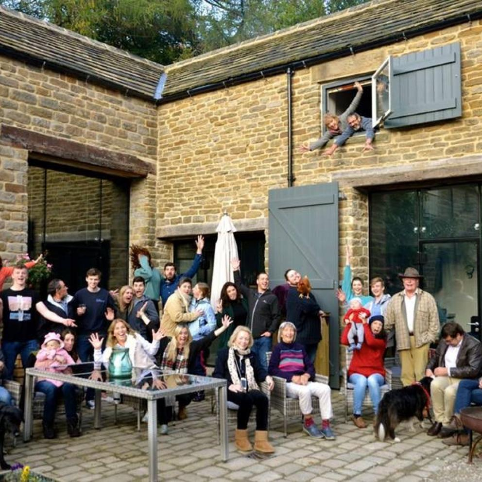 Family Celebrations Holidays at Edale Gathering