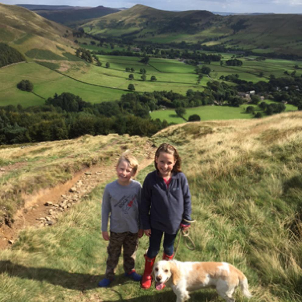 Family Glamping Holidays at Edale Gathering