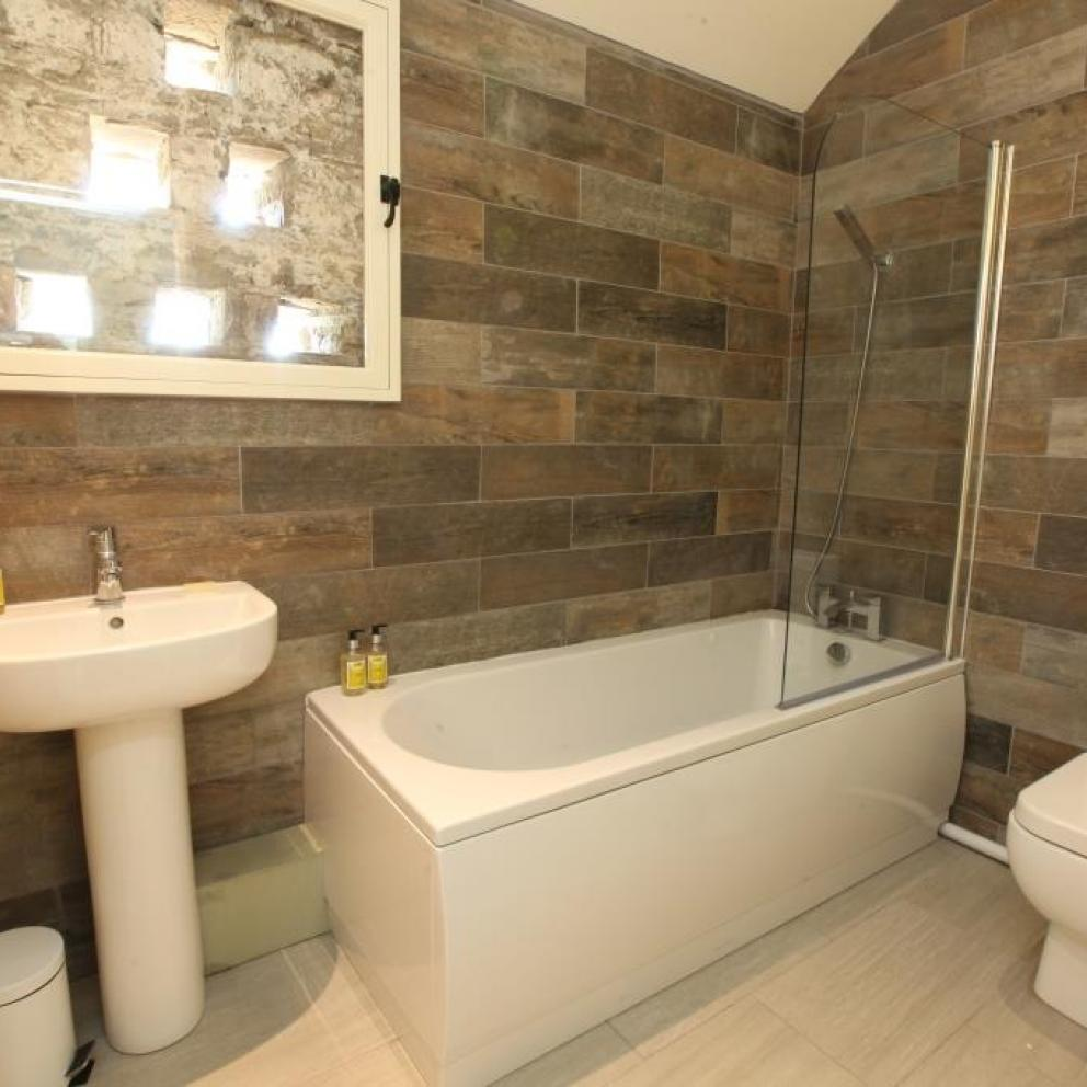 Shooting Lodge Bathroom Edale The Pennines